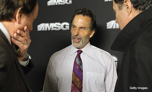 Tortorella: 'Joe Thornton hasn't won a (damn) thing in this league'
