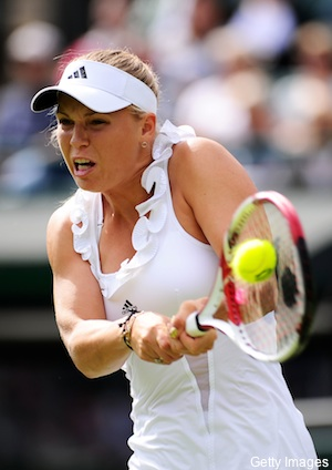 The five best and worst dressed players at Wimbledon 2011