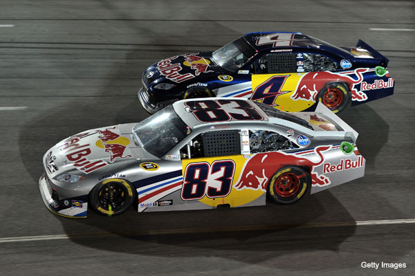 What effect will Red Bull's departure have on NASCAR?