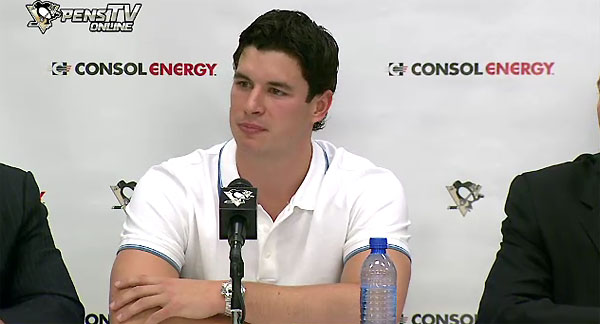 Sidney Crosby: Retirement never option, wants head check ban