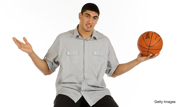 Enes Kanter thinks he's the best player in the draft