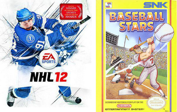How Japanese baseball video game inspired EA Sports' NHL series