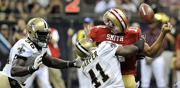 Scouting Notebook, Preseason Week 1:  49ers at Saints