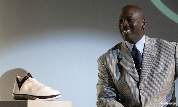 Michael Jordan makes more from endorsements now than he did as a player