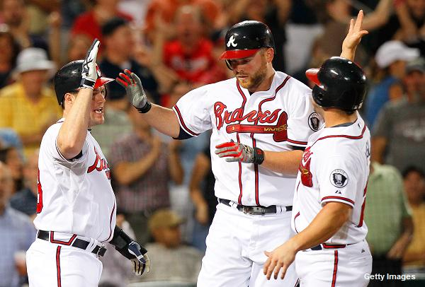 Do closed-door meetings work? One did for the Braves on Tuesday