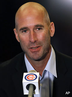 DALE SVEUM hired as Chicago Cubs' manager