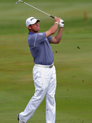 Lee Westwood says professional golfers are paid too much money