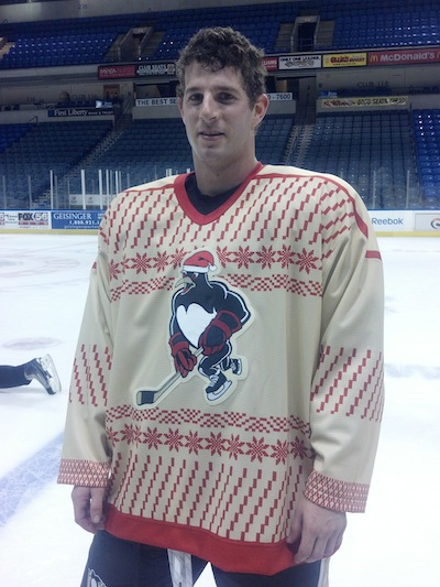 Pass or Fail: Wilkes-Barre Penguins' Christmas sweater jerseys