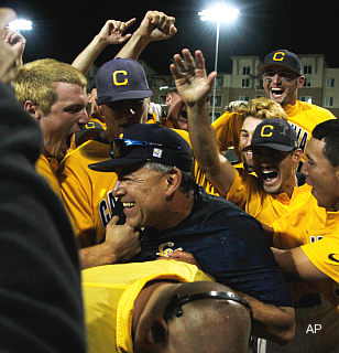 John Baker: Nearly lost, Cal baseball reaches College World Series