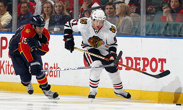 Blackhawks escape Brian Campbell contract thanks to Panthers