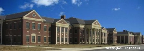 Washington High School in Washington Court House, Ohio