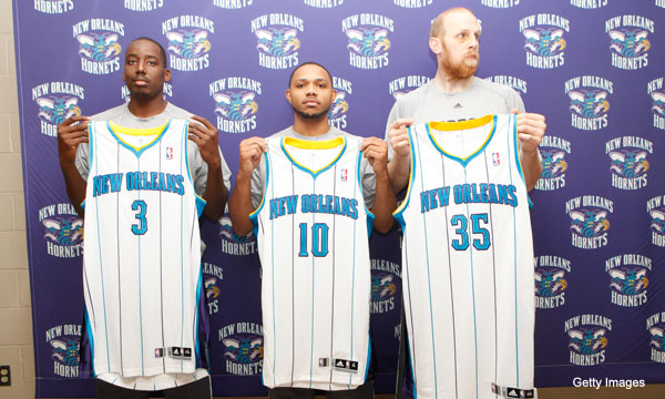 New Orleans Hornets 2011-2012 Season Preview