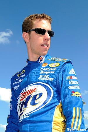 Four races into the Chase, Keselowski is still hanging around