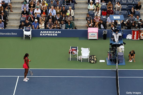 Serena's fine for humiliating chair umpire is a laughable $2,000