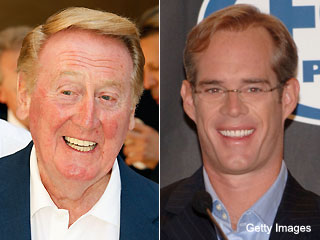Joe Buck would 'happily step aside' for Vin Scully in World Series