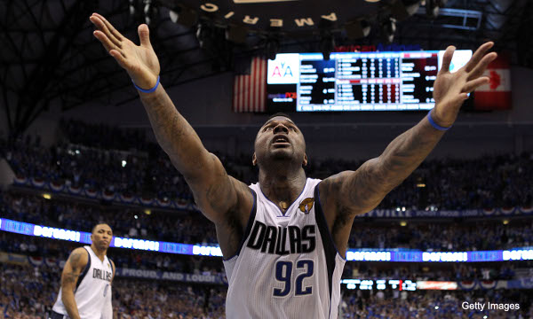 Create-a-Caption: DeShawn Stevenson is always there for you