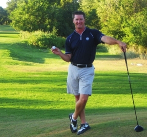 Golfer records rare hole-in-one on 360-yard par-4