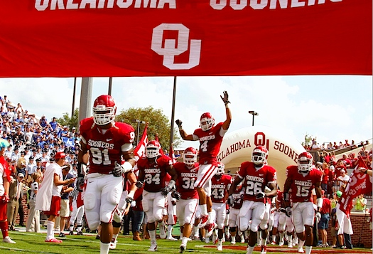 Big 12 Forecast: At the front of the pack, Oklahoma feels right at home