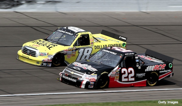 Report: Richard Childress and Kyle Busch in altercation