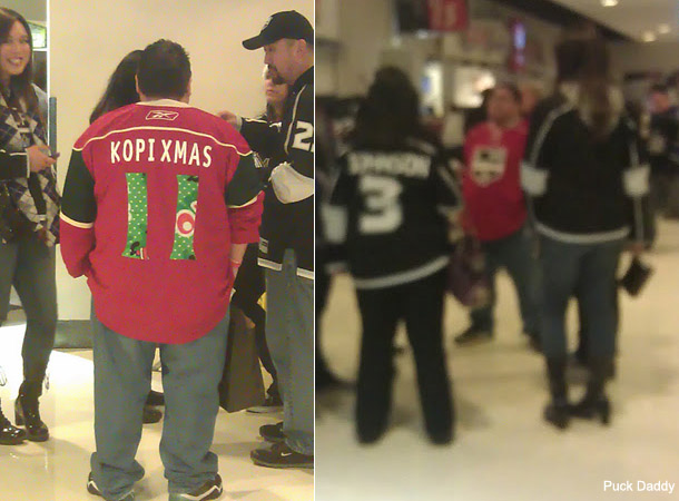 Jersey Fouls: Fouls gone Wild and the Teemu Selanne fail