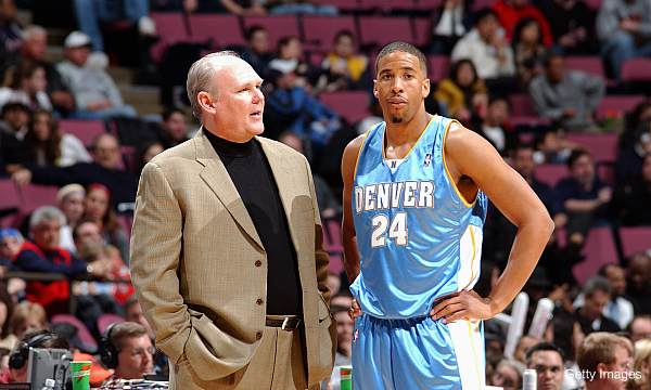 Andre Miller and George Karl didn&#8217;t speak for several years