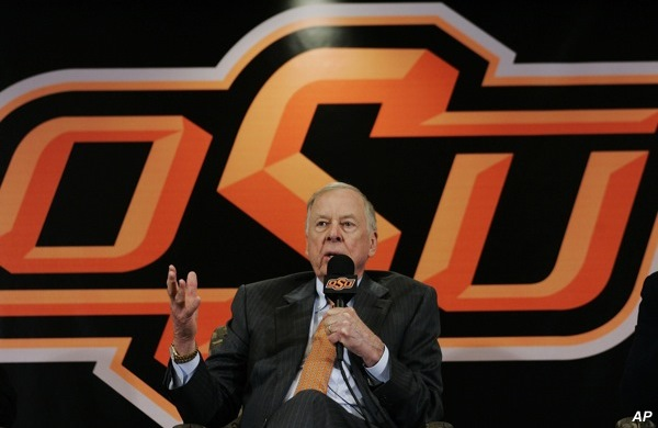 Oklahoma, Oklahoma State bond over shared hatred of Texas