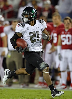 Oregon takes the defensive to reassert its Pac-12 rule