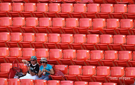 Don't go there: Marlins close upper deck for rest of season