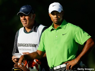 Tiger Woods: 'Steve [Williams] is certainly not a racist'