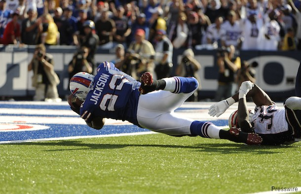 Bills' overturned touchdown ends up clinching win over Patriots