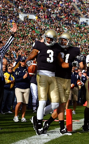 Notre Dame reinstates Michael Floyd: You may now resume your regularly scheduled Irish hype