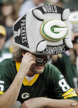 Here's your chance to break up the Packers