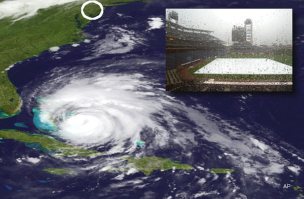 Hurricane Irene: East Coast urged to heed evacuation warnings