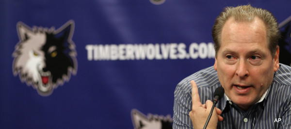 C-a-C: David Kahn takes the first step in overhauling the Timberwolves