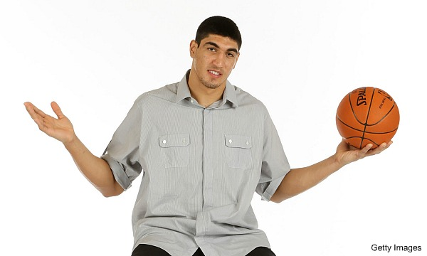 Enes Kanter wants to play basketball, considers China