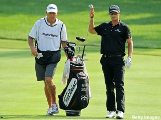 The caddie code that Steve Williams broke on Sunday