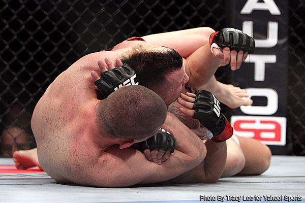 Baczynski, Stone and Boist winners at UFN 25
