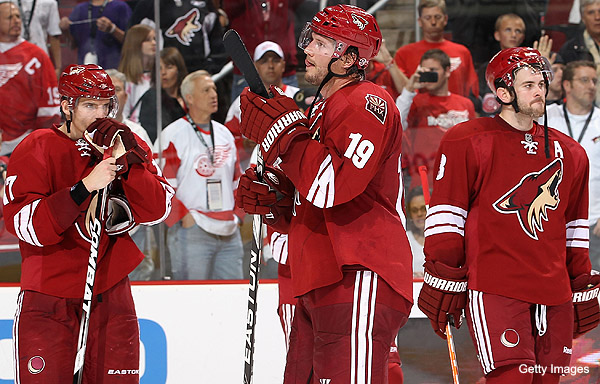 What We Learned: Why the Coyotes are primed for failure