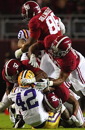 The Doc Sat Playoff Plan: 2011 bracket, engaged
