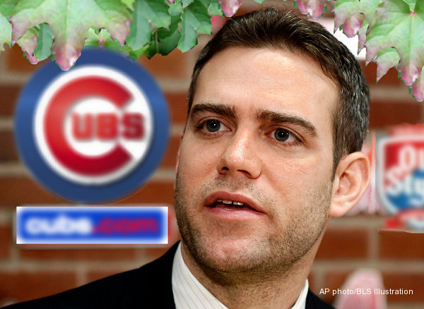 Reports have Theo Epstein tackling baseball's biggest challenge