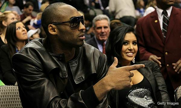 Kobe Bryant's wife files for divorce