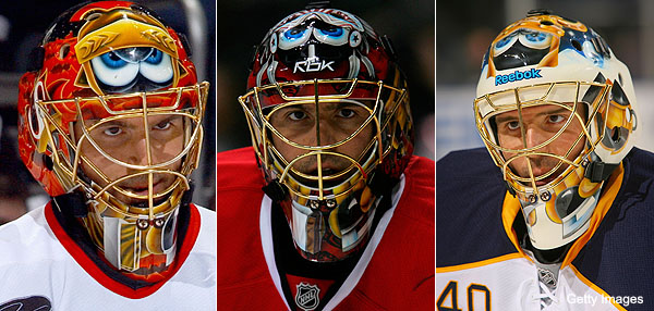 Puck Headlines: Awesome goalie mask retires; Orpik surgery