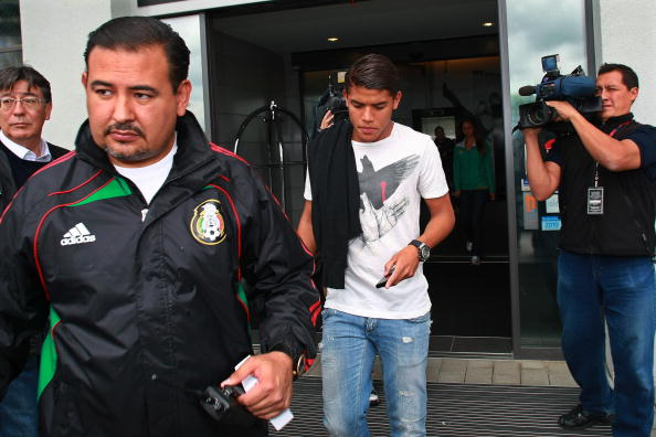 Mexicos Copa America team robbed, suspended for prostitute party