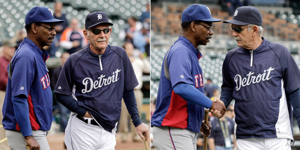 Do not shake Jim Leyland&#8217;s hand under any circumstances