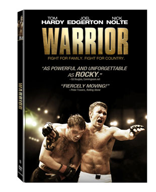 ?Warrior? DVD release on Tuesday: Greg Jackson helped make it super realistic