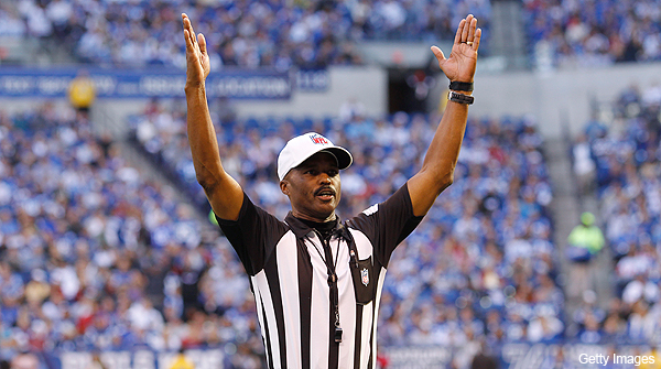 Adventures in Officiating: Do some refs care more about face time than fairness?