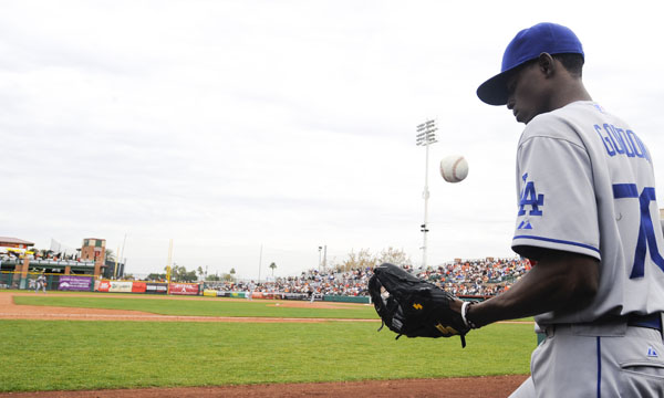 Free speed: Shortstop Dee Gordon called up by Dodgers