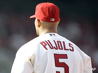 Albert Pujols' agent hit by a bombshell report from Deadspin