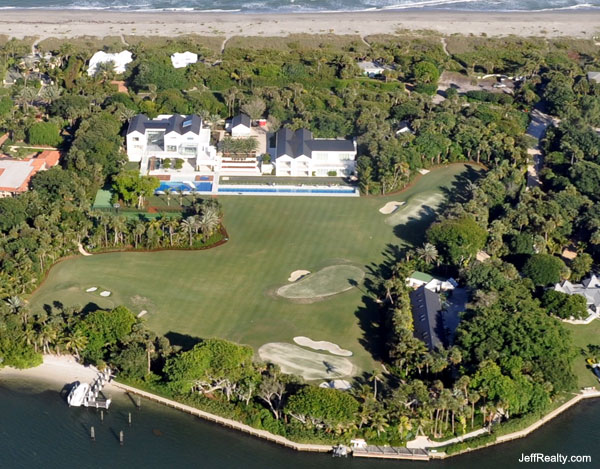 Tiger Woods' finished practice facility at home is incredible