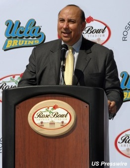 UCLA AD lists Neuheisel's job status as 'day-to-day'